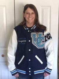 Letterman Jacket, Varsity Jacket, Letter Jacket, University City High School