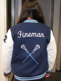 University City High School Letterman Jacket