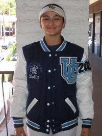 University Cityl High School Letterman Jacket