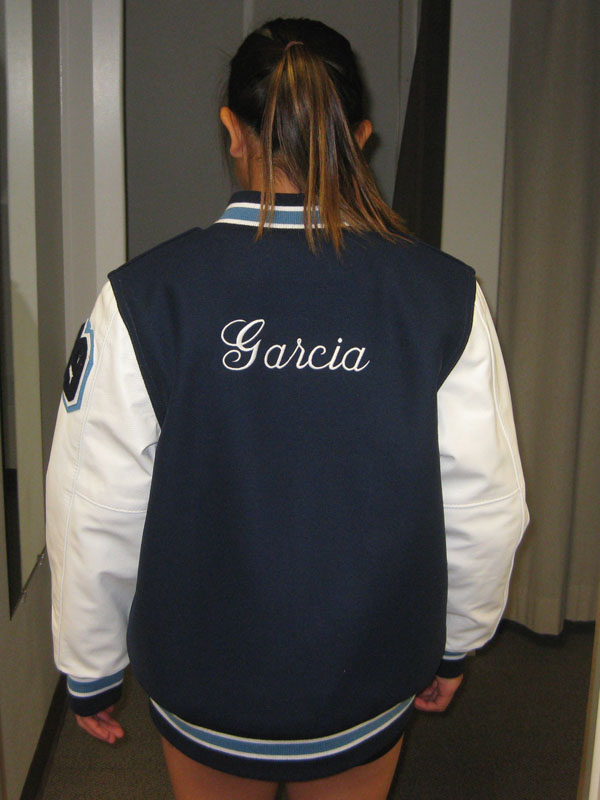 University City High School Letterman Jacket