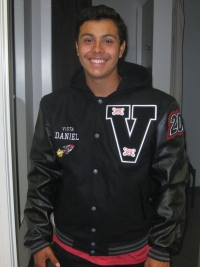 Vista High School Letterman Jacket