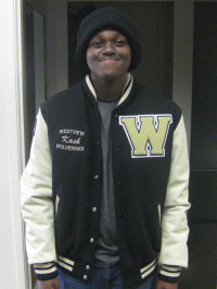 Westview High School Letterman Jacket
