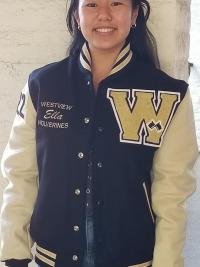 Westview High School Letterman Jacket