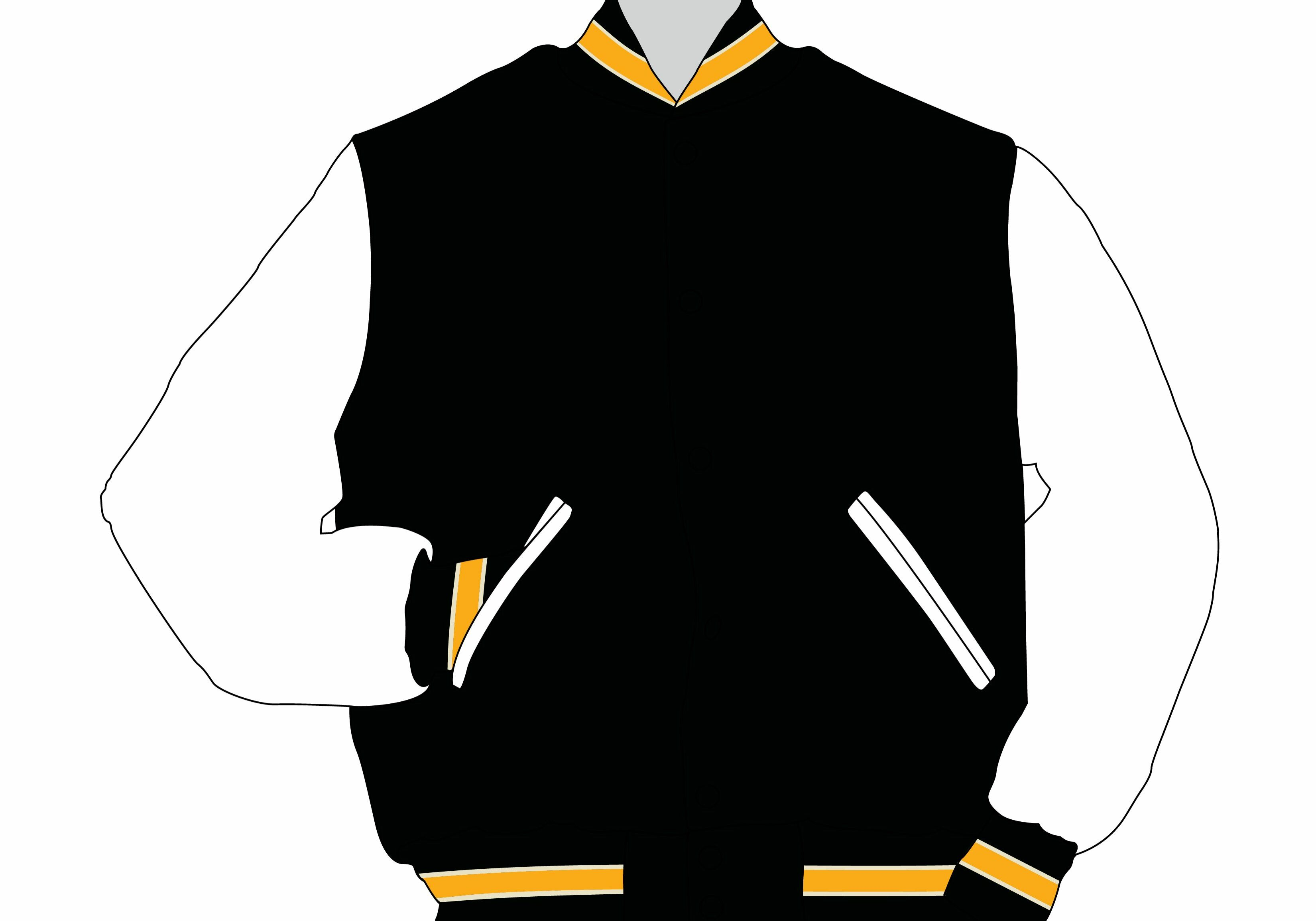 Army and Navy Academy Letterman Jacket